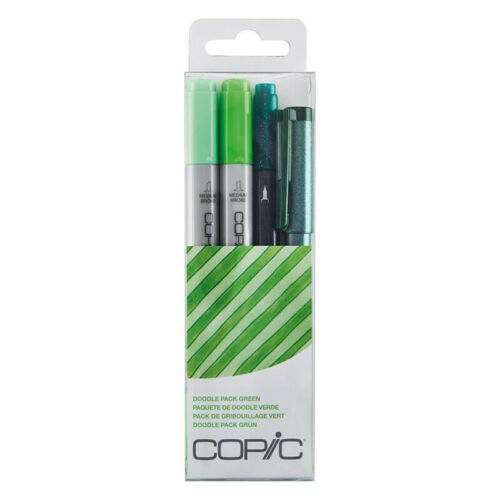 Copic Ciao Marker Glitter Pens Doodle Colours Christmas Gift Sets