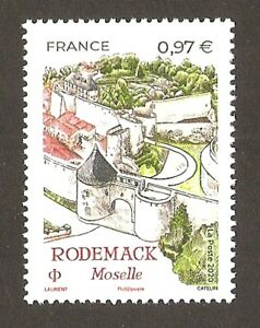 FRANCE-2020-NOUVEAU-Timbre-RODEMACK-NEUF-LUXE-MNH