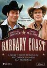Barbary Coast 0054961898190 With William Shatner DVD Region 1