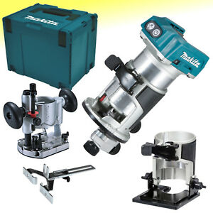 makita drt50zjx2 akku multifunktionsfr se 18 0 v oberfr se ebay. Black Bedroom Furniture Sets. Home Design Ideas