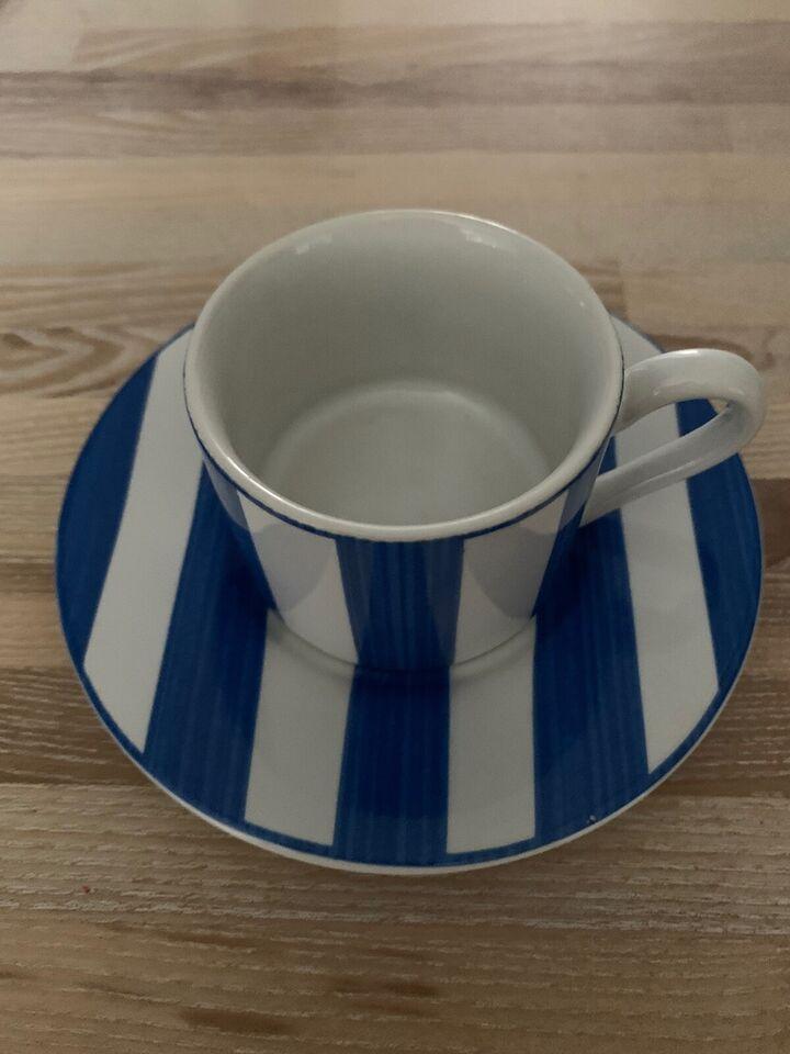 Porcelæn, Espressokopper, Trend Craft