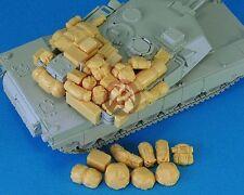 Legend 1/72 M1 Abrams Main Battle Tank Stowage & Accessories Set [Resin] LF7207