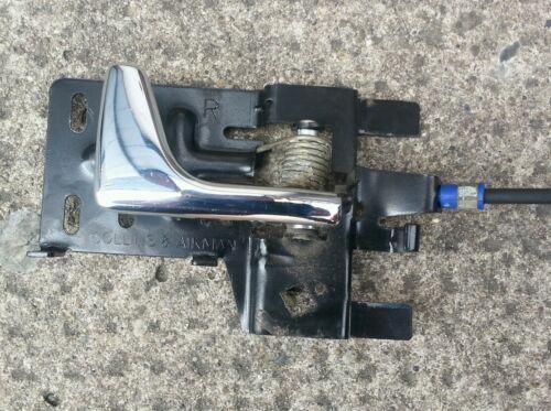 MGF MGTF MG F TF Drivers Side Offside droite poignée intérieure de porte et câble