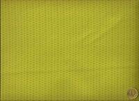 Modern Mini Geometric Granny Apple Green Vinyl Upholstery Fabric