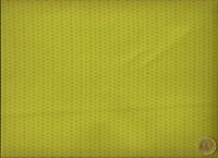 Modern Mini Geometric Granny Apple Green Vinyl Upholstery Fabric