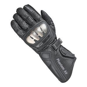 NEU-HELD-Phantom-AIR-Sport-Motorradhandschuhe-Kaenguruleder-schwarz-Groesse-L-9