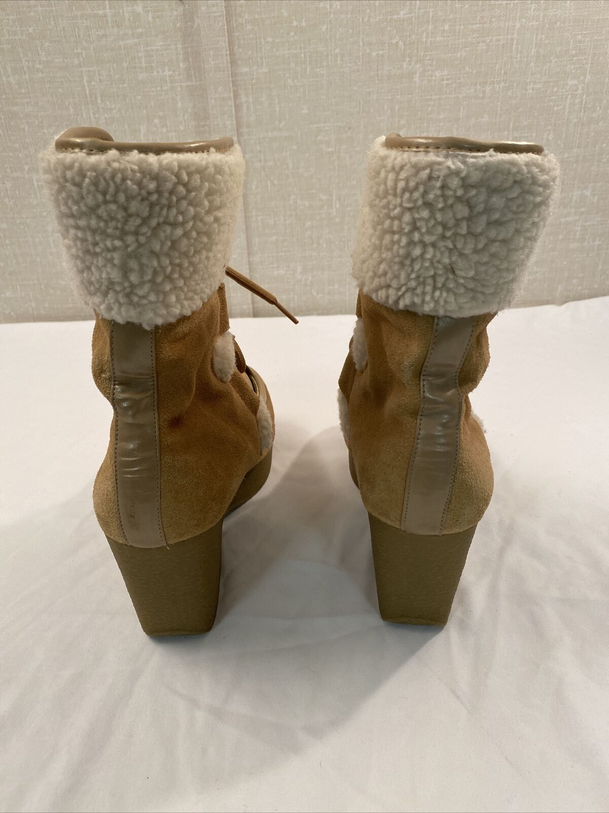 tommy hilfiger Brown boots women 8M - image 3