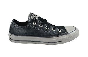 Das Bild wird geladen Converse-CT-OX-sparkle-wash-black-Schuhe-Sneaker- 9dd28e715