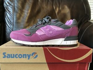 promo code 57826 e469f Details about Saucony Shadow 5000 Solebox Three Brothers Pink/Grey 9.5
