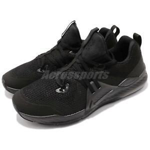 900ab6e23ba0 Nike Zoom Train Command Triple Black Men Cross Training Shoes ...