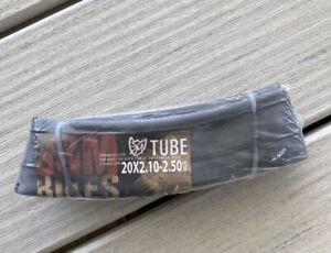 "S/&M BMX BICYCLE INNER TUBE 20x2.10-2.50/"""