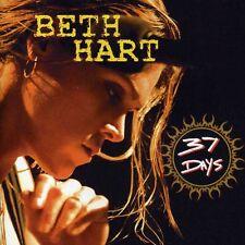 BETH HART - 37 DAYS - BRAND NEW SEALED CD 2007