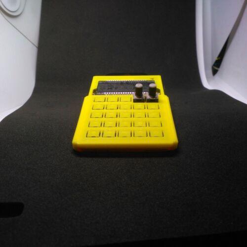 red Teenage Engineering Pocket Operator Case by perkflood