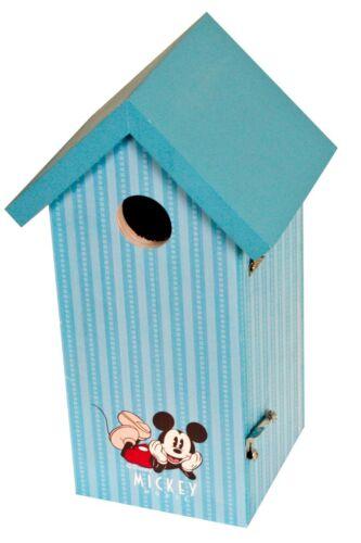 Casetta Disney Mickey Mouse Mangiatoia Uccelli Casetta MANGIATOIA MANGIME stazione