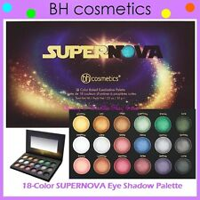 NEW BH Cosmetics 18-Color SUPERNOVA Baked Eye Shadow Palette FREE SHIPPING BNIB