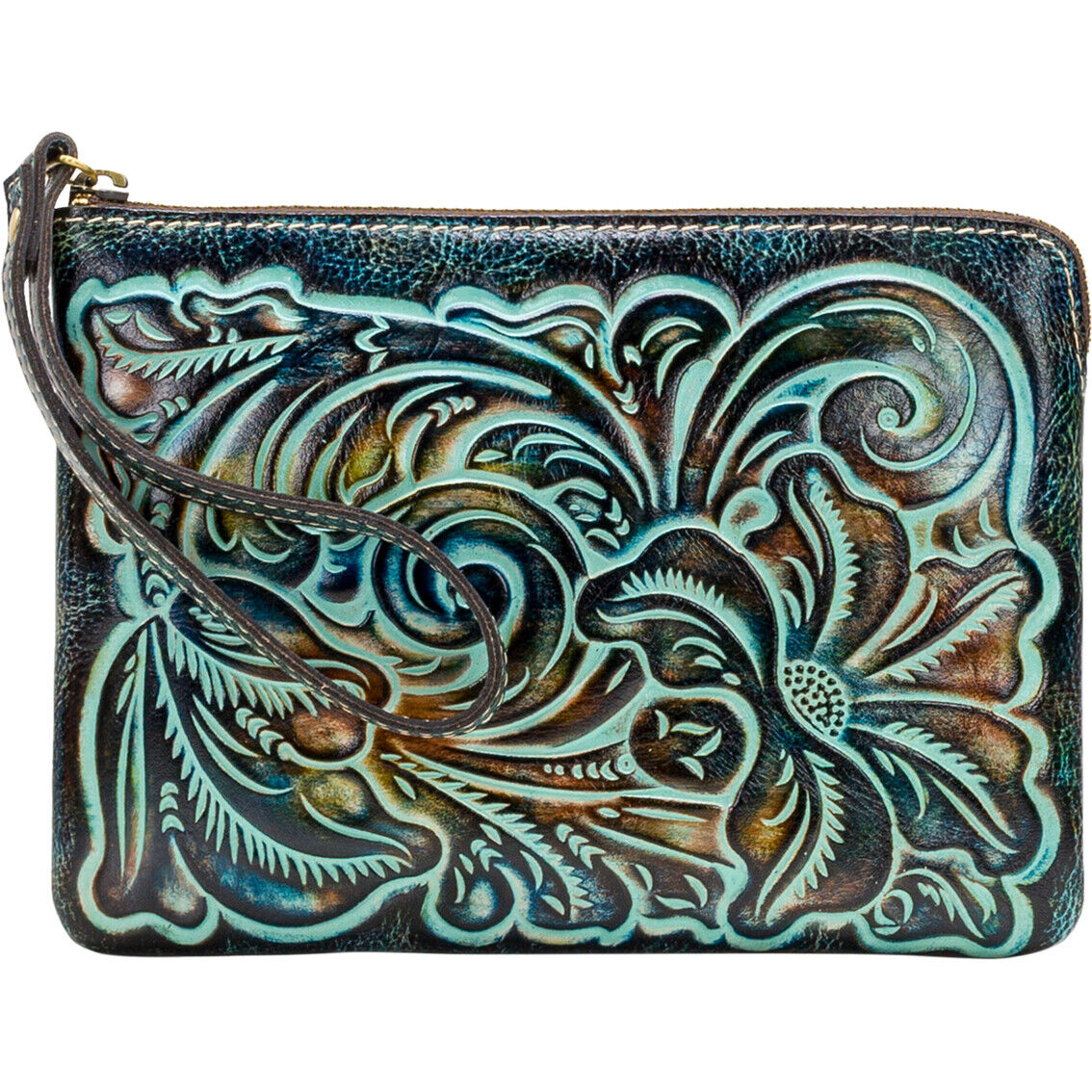 Patricia Nash Cassini Wristlet Vintage Horse Equestrian Paintings Collection NEW