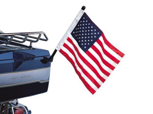 Harley-Davidson American Flag Kit Tour-Pak  Saddlebag Mount 94626-98 USA MADE