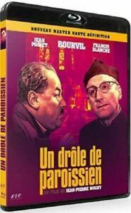 Blu Ray : Un drôle de paroissien - Bourvil - NEUF