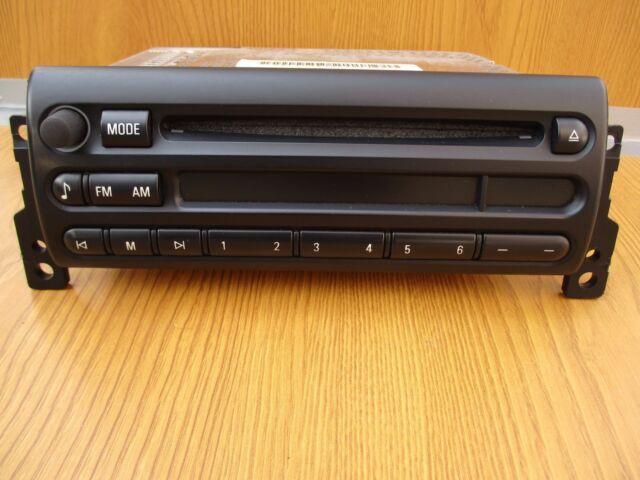 Mini CD53 car stereo Mini R50 R53 radio unit R52 BMW Mini Cooper D CD player