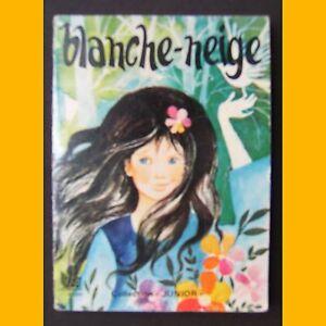 Collection-Junior-BLANCHE-NEIGE-Monique-Gorde-Annees-1970