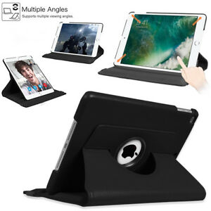 Leather-Stand-Case-Cover-For-Apple-iPad-9-7-034-5th-amp-6th-Generation-2017-2018