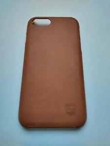 Coque de protection pour iPhone 7/8 en cuir UTECTION
