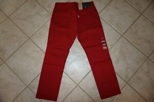 hommes Tailles Levi Nwt athl pour Jeans 541 1Uqwgq