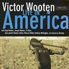 Live in America by Victor Wooten (CD, Oct-2001, 2 Discs, Compass (USA))