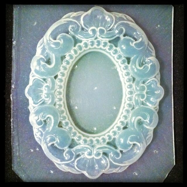 Flexible Resin Mold Picture Frame No. 1 Craft Supplies