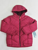 Old Navy Kids Girls L 10-12 Or Xl 14 Pink Frost Free Winter Jacket Coat
