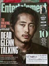 Entertainment Weekly 11/4/16 Steven Yeun Glenn The Walking Dead Fantastic Beasts