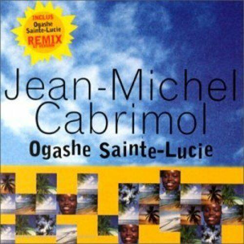 Jean-Michel Cabrimol Ogashe Sainte-Lucie (1997)  [CD]