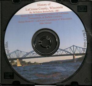 A-History-of-La-Crosse-County-Wisconsin-Bonus-Books
