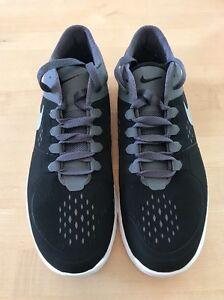 Nuevo Lite 9 plateado hombre Nike metalizado negro gris Fs Trainer para talla TZxrSTwqE