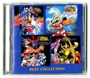 CD-SAINT-SEIYA-CHEVALIERS-DU-ZODIAQUE-BEST-COLLECTION-B-O-F-SOUNDTRACK-O-S-T