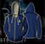 Star-Trek-3D-Print-Zipper-Jacket-Hoodie-Sweatshirt-Cosplay-Costume thumbnail 6
