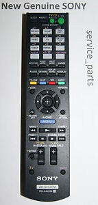 new genuine sony remote rm aau104 replace rm aau106 for str dh720 rh ebay com Sony Home Theater Receivers Sony STR DH720 Receiver