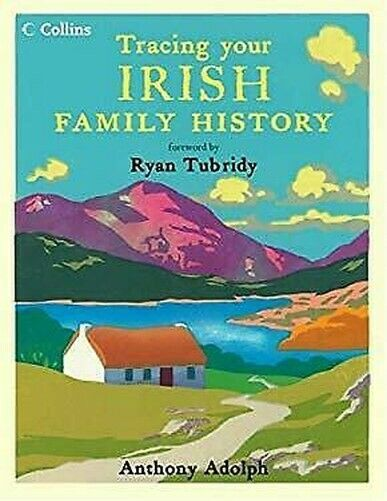 Pausen Ihre Irish Family History Hardcover Anthony