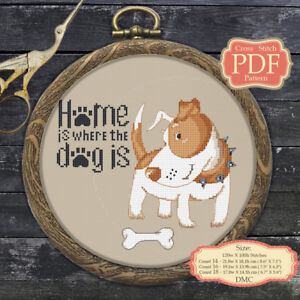 Home-is-where-the-dog-is-Quotes-Modern-Cross-stitch-PDF-Pattern-050