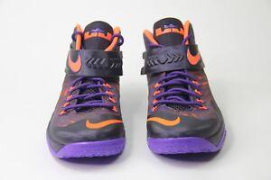 9ca9c7314cddc Nike Zoom Lebron Soldier VIII PRM Purple Hyper Crimson 688579-585 ...