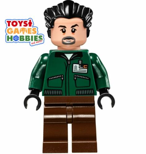 *NEW* LEGO Lex Corp Henchman Minifigure Minifig from 76045 Superman Clash Luthor