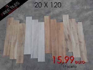 Piastrelle pavimento gres effetto legno scelta vari