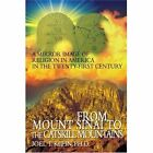 From Mount Sinai to The Catskill Mountains a Mirror Image of Religion in Americ