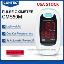 Fingertip Pulse Oximeter Blood Oxygen Meter Spo2 Heart Rate Patient Monitor Usa
