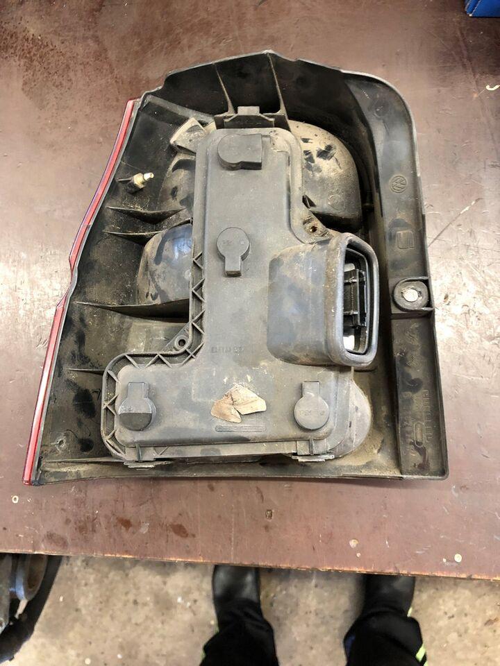 Elektriske Dele, Baglygter, VW Lupo 1,2 Tdi 3L