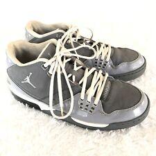 88fc2854df4 item 6 NIKE AIR JORDAN FLIGHT 23 WOLF GREY Men's 10 Athletic Sneakers -NIKE  AIR JORDAN FLIGHT 23 WOLF GREY Men's 10 Athletic Sneakers