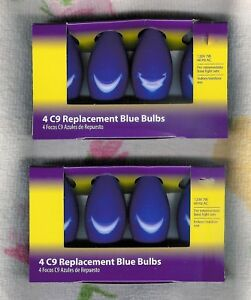 C9-BLUE-REPLACEMENT-BULBS-8-CT-120V-7W-INDOOR-OUTDOOR-NEW-LOW-SHIPPING