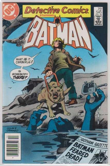 L2938: Detective Comics #545, Vol 1, Mint Condition
