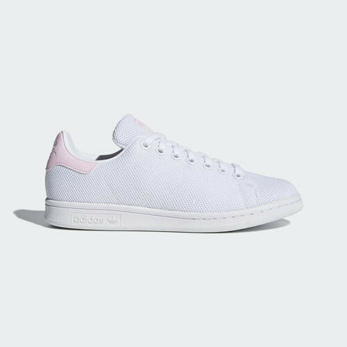 Adidas CQ2823 Stan smith fonctionnement chaussures blanc pink Sneakers