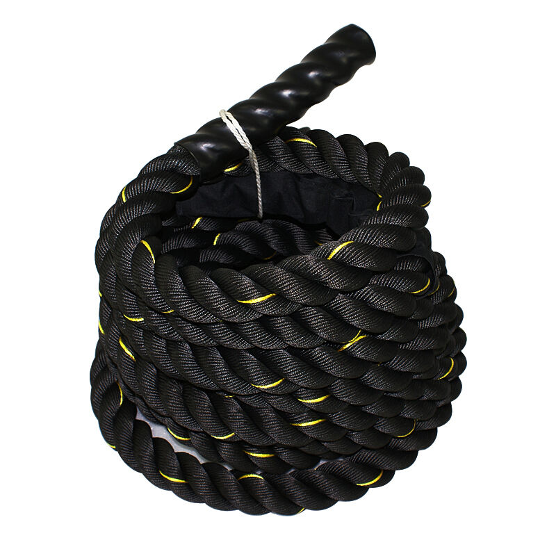 1.5″ Battle Ropes Exercise Batting Ropes Muscle Toning Metabolic Workout 30 ft Other Sporting Goods